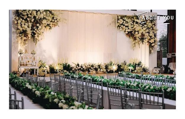 สถานที่รับจัดงานแต่งงานครบวงจร