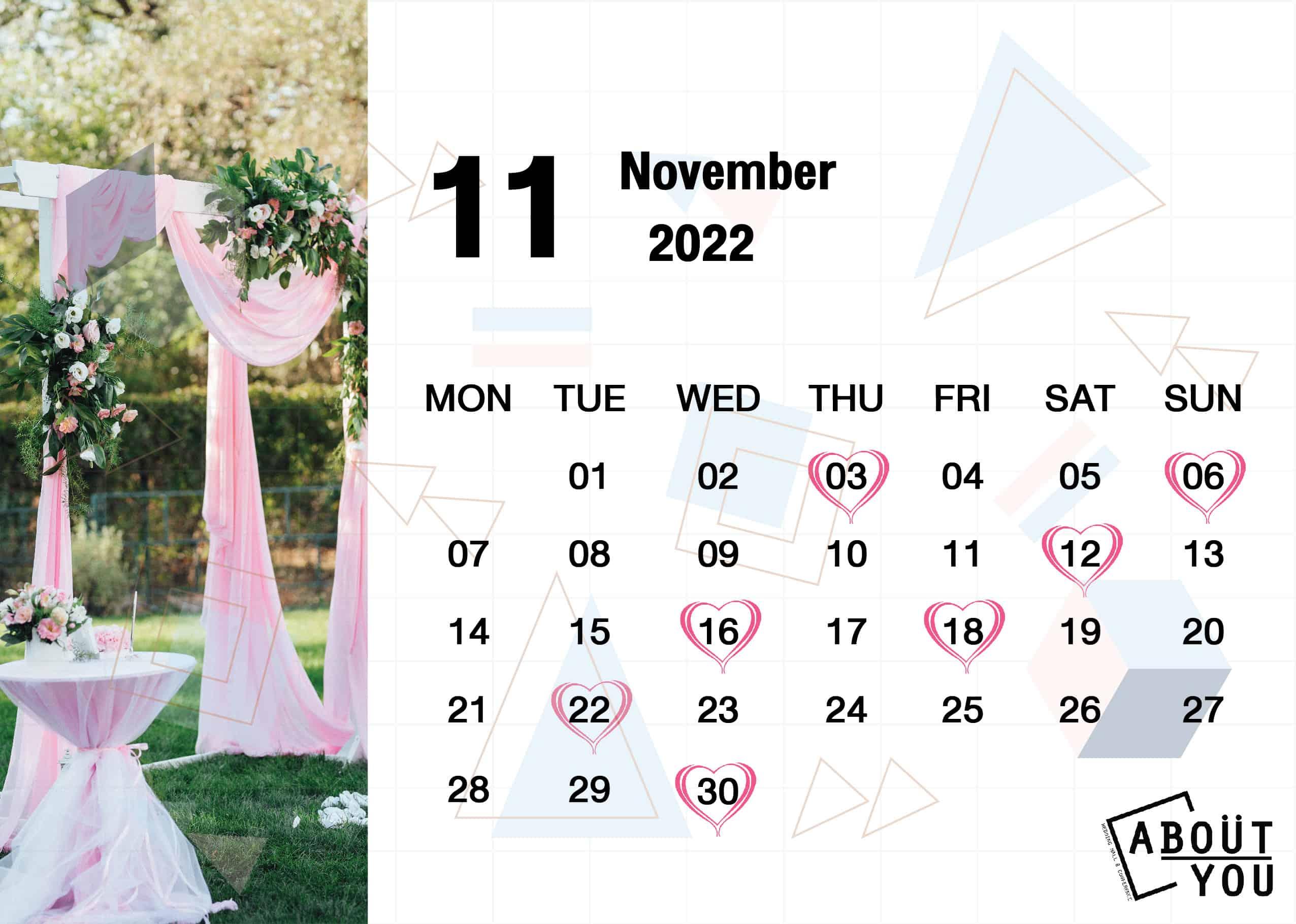 calendar About you-12